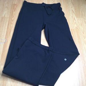 Lululemon Still Black Yoga Pants.